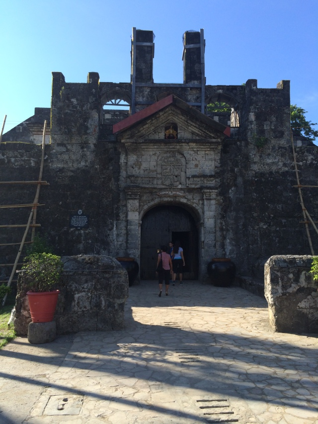 San Pedro Fort, Cebu City (Katherine Hart, 2015)