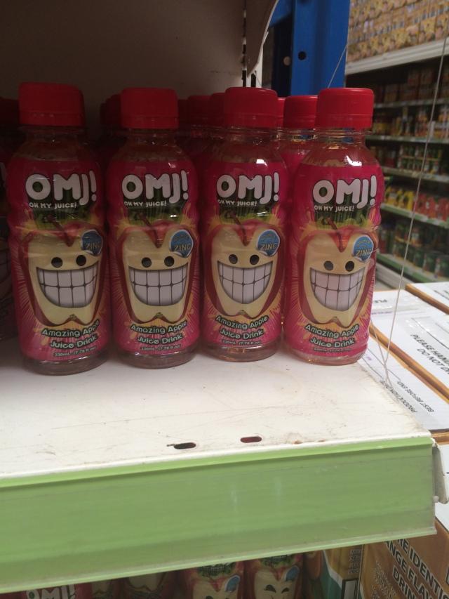 OMJ! Fun in local supermarket (Katherine Hart 2015)